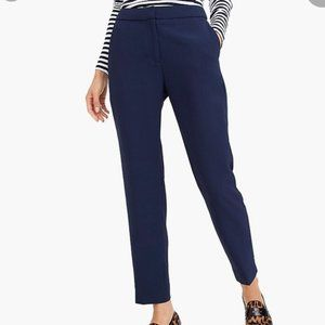 J. Crew Pull-On Easy Pant in Japanese Weave 6